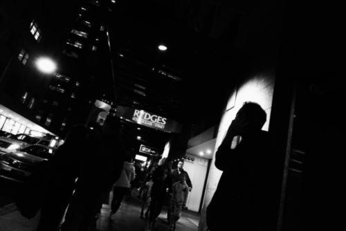 Macquarie Street Night